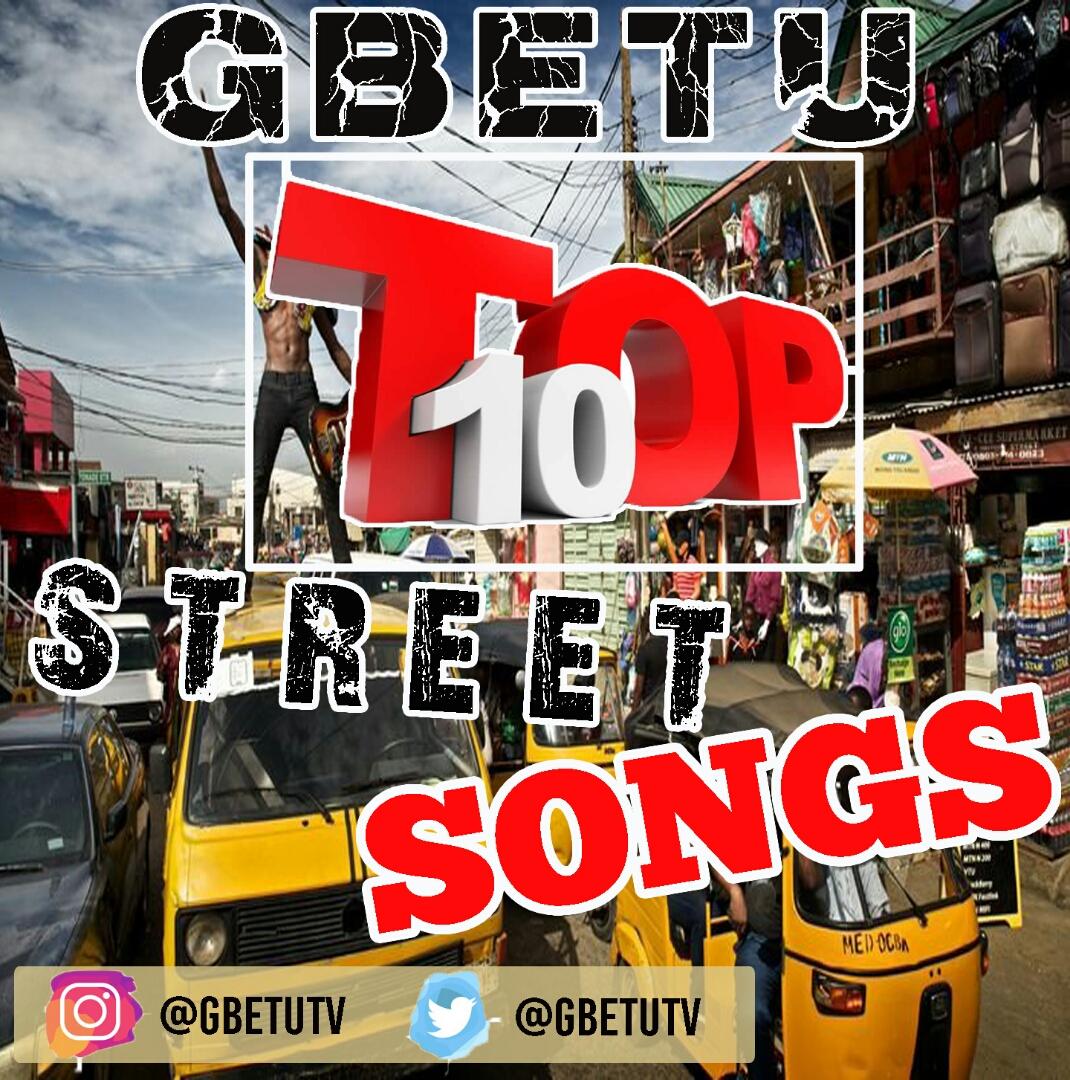 Top ten naija songs april 2019